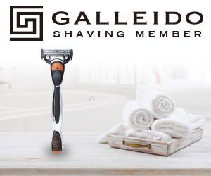 カミソリ定期便【Galleido Shaving Member】ガレイドシェービングメンバー