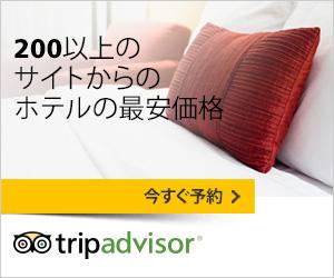 月間ユーザー数3億人超!世界最大の旅行サイト【TripAdvisor (トリップアドバイザー)】