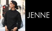 パリジェンヌのように凛とした可愛らしい女性のお洋服ブランドJENNE(ジェンヌ)