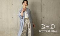 カジュアルをクールに!きめ過ぎない大人のファッション【OandI】