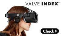 世界最大級のゲームサイトSteam公式!最高のVR体験を:VAVLE INDEX