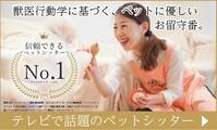 獣医監修ワンランク上のペットシッター【Olive Sitter(オリーブシッター)】
