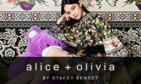 NY発!セレブに愛されるブランドアリスアンドオリビア(Alice+Olivia)